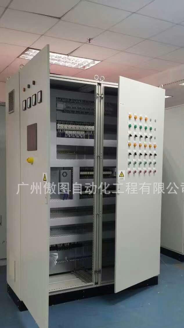 伺服控制柜组装电柜成套组装电气自动化解决方案编程调试