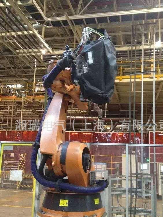 工业机器人 汽车生产线 焊枪 喷涂 防护罩 量大从优