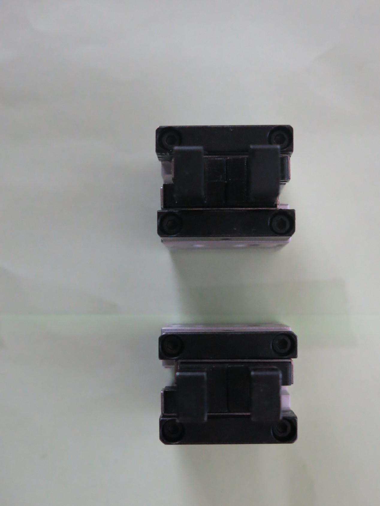 厂家直销 气爪机械手 气动气爪夹紧 气缸 MHZ2-25D手指