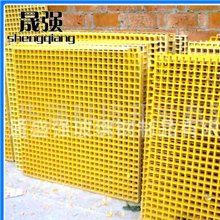 销售供应 现货塑料盖板格栅板 玻璃钢地格栅钢格板