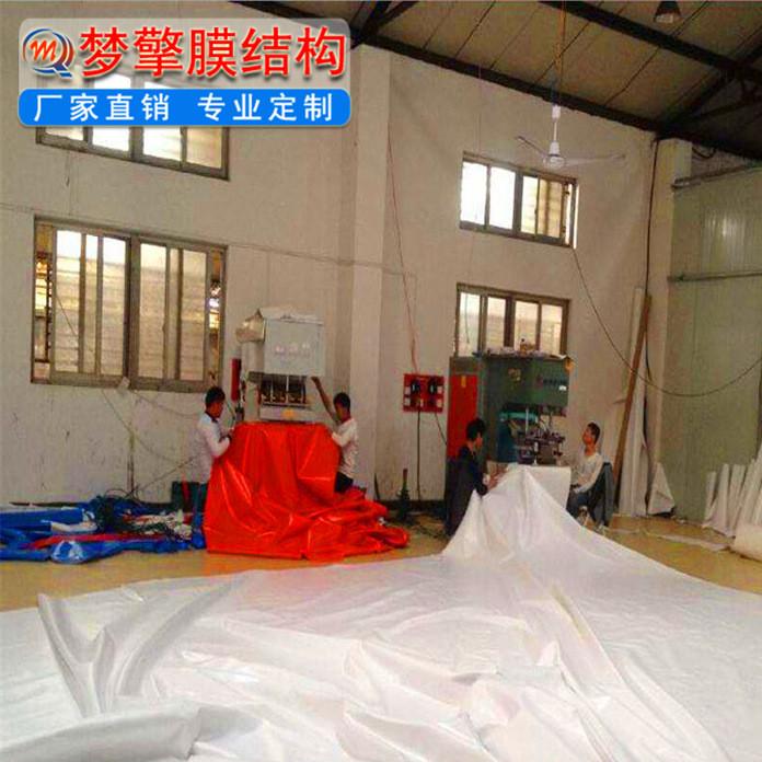 上海膜结构加工厂家 专业PVC膜材 PVDF膜布加工 国产建筑膜材批发