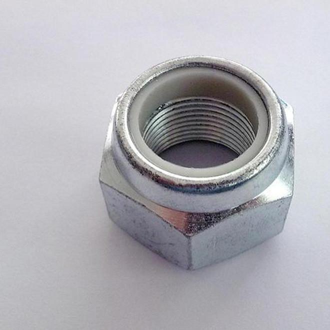 厂家供应防松螺母 机械设备零部件汽车紧固件优质五金配件批发