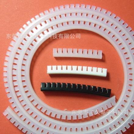 护线套 KG系列 护线齿 YE系列 自由护线套 铁板保护软带 配线器材