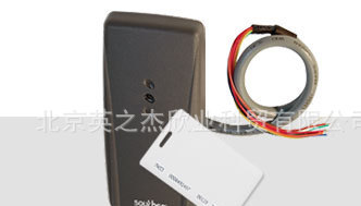 EA-P3感应式读卡器,集成 LED 状态指示灯,薄型防风雨设计