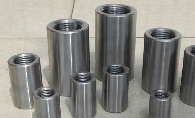 钢筋套筒 热处理钢筋连接套筒 高强度直螺纹连接