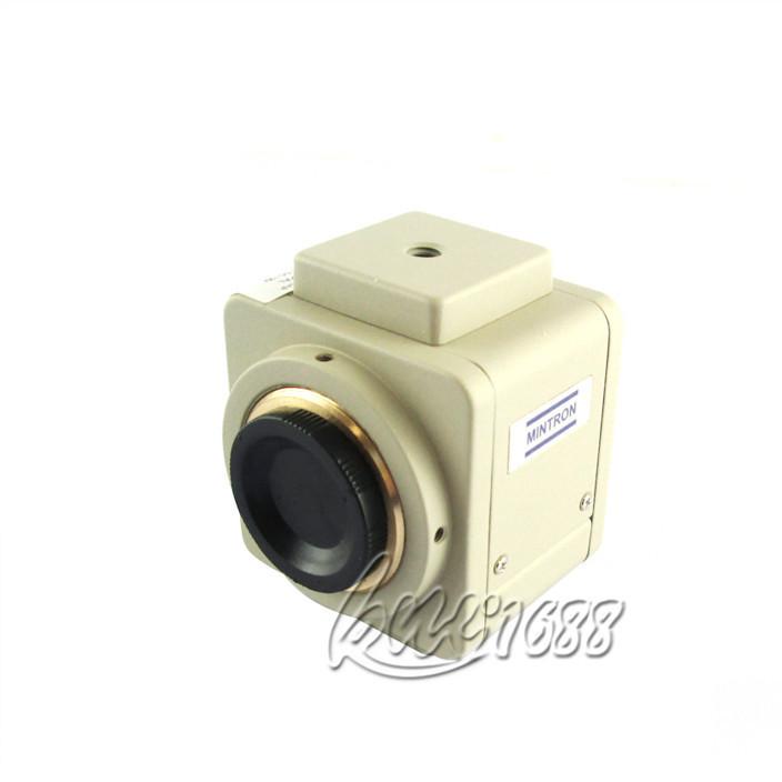 [台湾敏通]1/3 英寸带彩色十字线摄像机监控镜头MTC-73K80AP