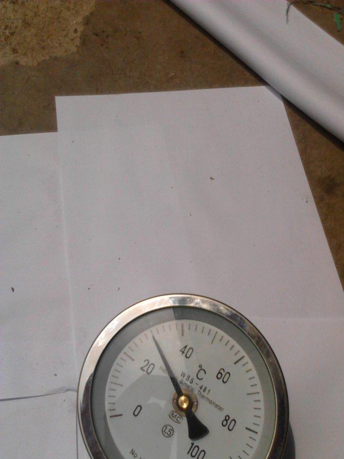 厂家直销双金属温度计 WSS-311Y60温度计 工业可计量温度计