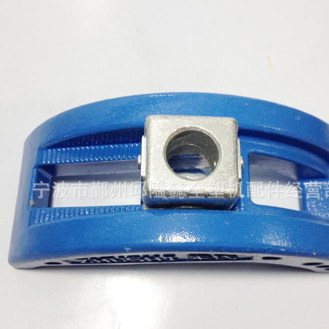 海天注塑机配件 朱氏无阶拱形模夹 朱氏 模具压板中国专利