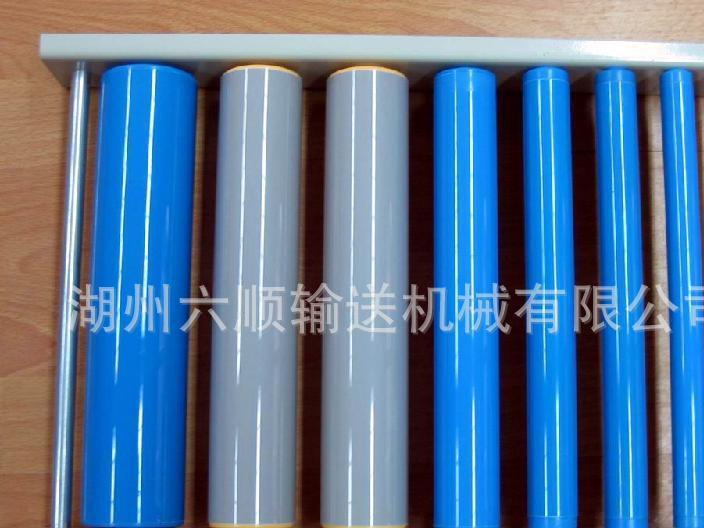 PVC辊筒 输送滚筒 湖州PVC托辊 塑料辊筒 塑胶滚筒 湖州输送辊筒