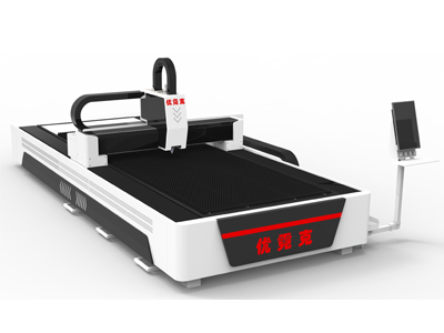 单平台激光切板机
